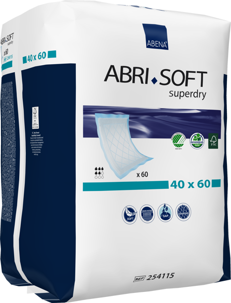 Picture of Abri-Soft Superdry 40x60, 700 ml N60