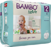Picture of Bambo Nature Size 2 3-6 kg N30